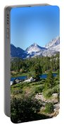 Scenic Mountain View Portable Battery Charger