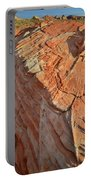 Scenic Sandstone In Valley Of Fire Portable Battery Charger