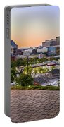 Scenic View From Federal Hill Portable Battery Charger