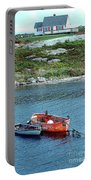 Scenic Village Portable Battery Charger
