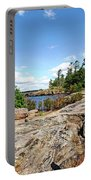 Scenic Wreck Island Portable Battery Charger