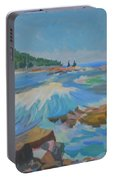 Schoodic Inlet Portable Battery Charger