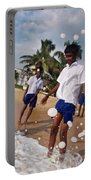 School Trip To Beach IIi Portable Battery Charger