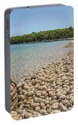Schoolhouse Beach Washington Island Portable Battery Charger
