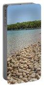 Schoolhouse Beach Washington Island Portable Battery Charger