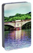 Schuylkill River Portable Battery Charger