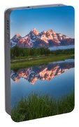 Schwabacher Alpenglow Portable Battery Charger
