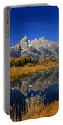 Schwabacher Landing Panorama Portable Battery Charger
