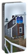 Scituate Lighthouse 1 Portable Battery Charger