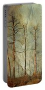 Scorched Forest Portable Battery Charger