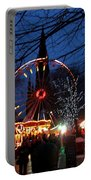 Scot Monument Christmas And Hogmanay Fair Scotland Portable Battery Charger