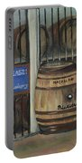 Scotch Whiskey - Barrels - Macallan Portable Battery Charger