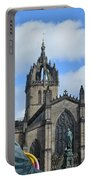 Scotland Skies Portable Battery Charger