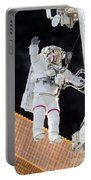 Scott Kelly, Expedition 46 Spacewalk Portable Battery Charger