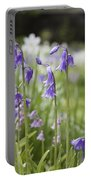 Scottish Bluebells Portable Battery Charger