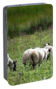 Scottish Sheep Portable Battery Charger