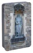 Scottish Statue Portable Battery Charger