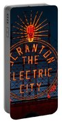 Scranton - The Electric City Portable Battery Charger