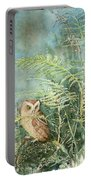 Screech Of Inglis Island Portable Battery Charger