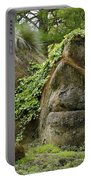 Sculptured Rocks Portable Battery Charger