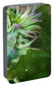Sea Anemone And Kelp  Portable Battery Charger