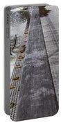 Sea Cliff Seawall Boardwalk Portable Battery Charger