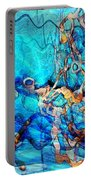 Sea Creatures Portable Battery Charger