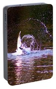 Sea Gull Abstract Portable Battery Charger