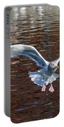Sea Gull Landing Portable Battery Charger