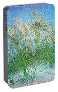 Sea Oats Two Portable Battery Charger