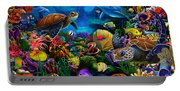 Sea Of Beauty Portable Battery Charger