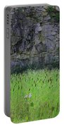 Sea Of Cattails Portable Battery Charger