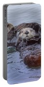 Sea Otter Love Mates  Portable Battery Charger
