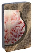 Sea Shell Portable Battery Charger