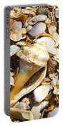 Sea Shells Portable Battery Charger
