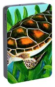 Sea Turtle Honu #352 Portable Battery Charger