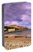Sea View Town Portable Battery Charger