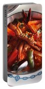 Seafood Portable Battery Charger