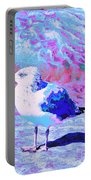 Cool And Colorful Gull Portable Battery Charger