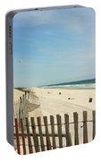 Seagulls Beach Portable Battery Charger