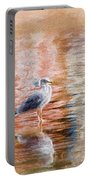 Seagulls - Impressions Portable Battery Charger