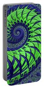 Seahawks Spiral Portable Battery Charger