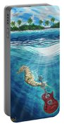 Seahorse Blues Portable Battery Charger