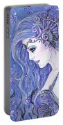 Seahorse Dreams Mermaid Portable Battery Charger