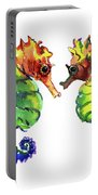 Seahorse Love Portable Battery Charger