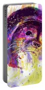 Seal Mammal Cute Marine Life  Portable Battery Charger