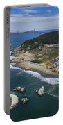 Seal Rocks At The Cliff House Portable Battery Charger