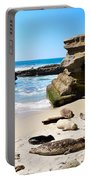 Seals Siesta On La Jolla Beach Portable Battery Charger