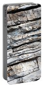 Abstract Rock Stone Texture Portable Battery Charger