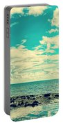 Seascape Cloudscape Instagramlike Portable Battery Charger